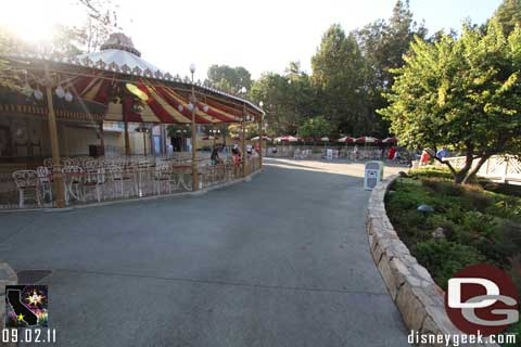 Disneyland Resort Photo Update - 9/2/11, Part 2