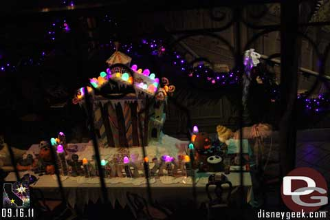 Disneyland Resort Photo Update - 9/16/11 Part 1