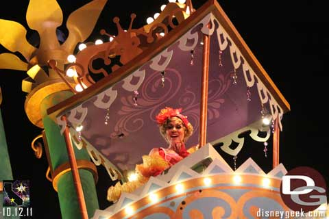 Mickey's Soundsational Parade Annual Passholder Event