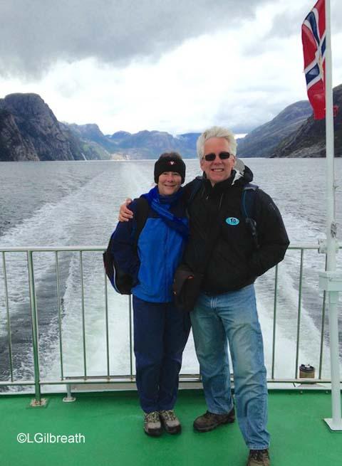 Lysefjord Stavanger Norway