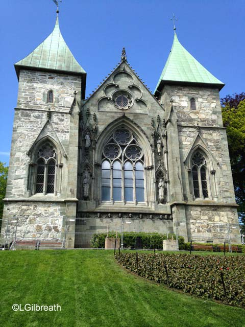 Stavanger Cathedral Norway
