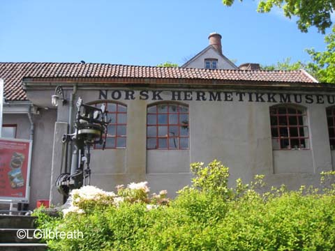 Cannery Museum Stavanger Norway