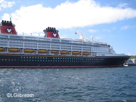 Disney Magic Stavanger Norway