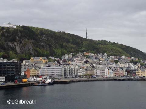 Disney Magic Alesund Norway
