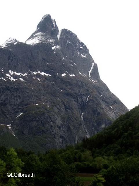 Romsdalhorn Norway