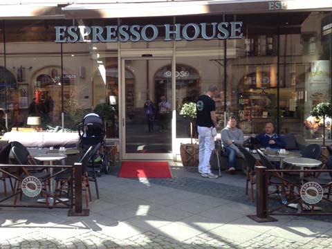 Malmo Espresso Stop