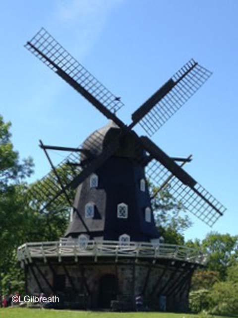 Malmo windmill