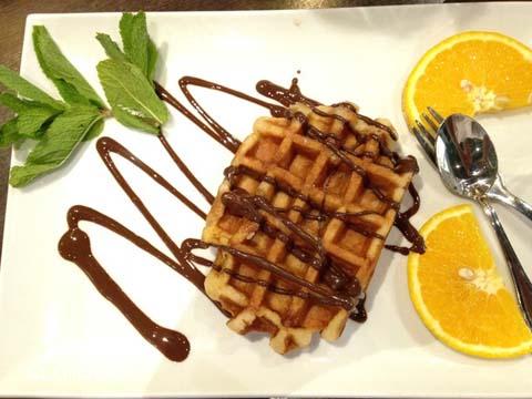 Copenhagen Belgian Waffles