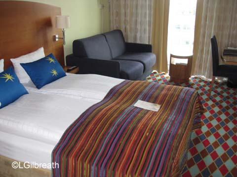 Tivoli Hotel Room