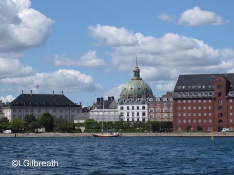 Copenhagen Amalienborg Castle