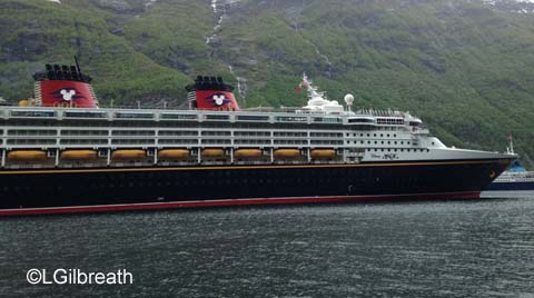 Disney Magic Norway Cruise