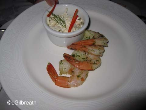 Marinated Tiger Shrimp
