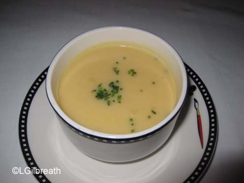 Macaroni and Baked Potato Soup