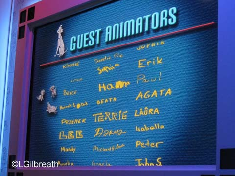 Animation Magic credits