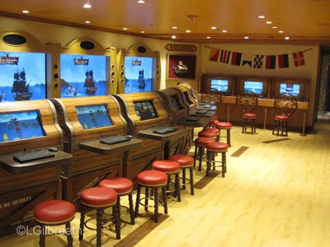 Re-Imagined Disney Magic Cruise Ship