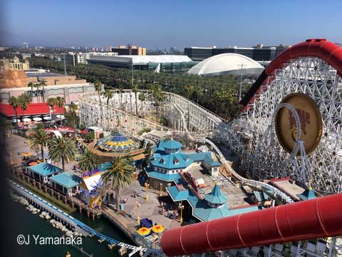 Pixar Pier Now Open At Disney California Adventure