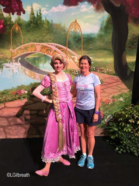 Princess Half Marathon Rapunzel