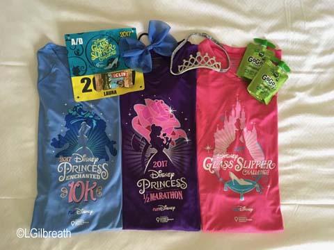 2017 Princess Half Marathon