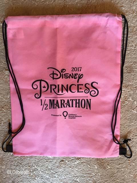 Princess Half Marathon bagt