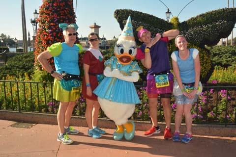 Princess Half Marathon Daisy