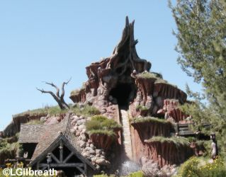 Splash Mountain Disneyland