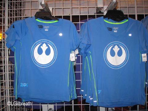 Star Wars Half Marathon shirt