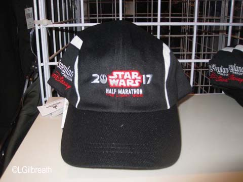 Star Wars Half Marathon hat