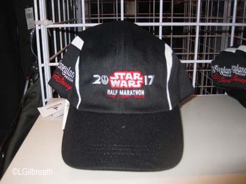 Star Wars Half Marathon hat