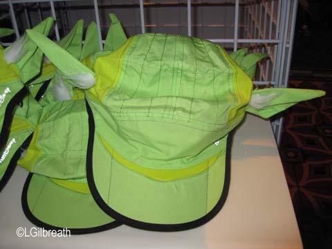Star Wars Half Marathon Yoda hat