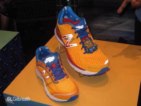 2017 New Balance Toy Story shoe