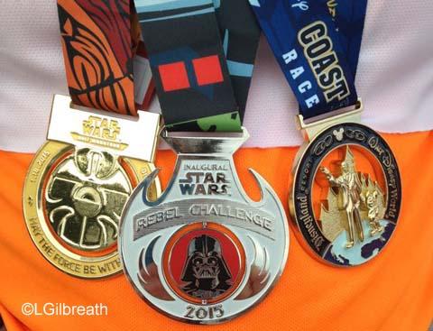 Inaugural Star Wars Half Marathon Weekend Report