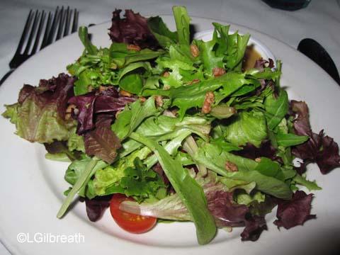 Ralph Brennans French Quarter Salad