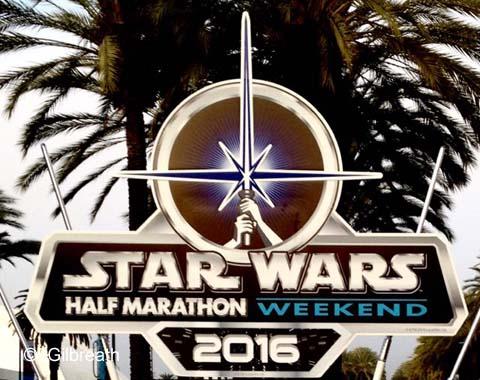 2016 Star Wars Half Marathon
