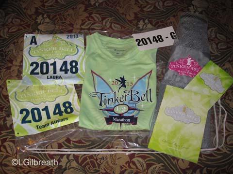 2013 Tinker Bell Half Marathon