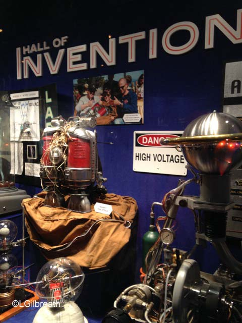 Tomorrowland movie Hall of Inventions
