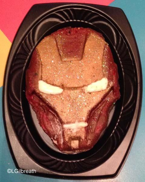 Iron Man Waffle Age of Ultron