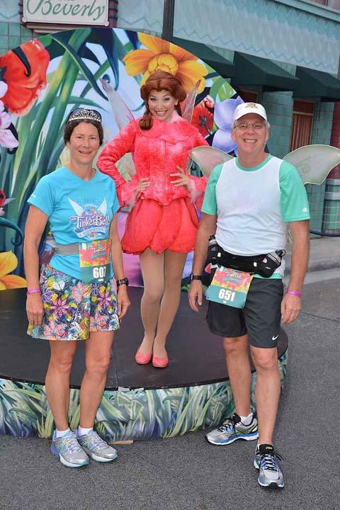 2016 Tinker Bell Half Marathon