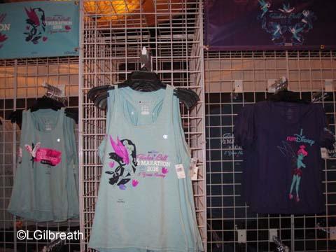 2016 Tinker Bell Half Marathon shirt