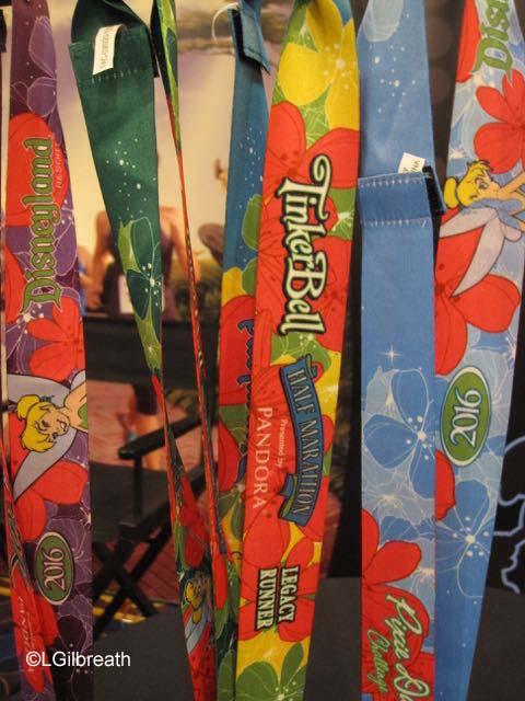 2016 Tinker Bell Half Marathon ribbon