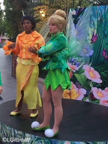 2016 Tinker Bell Half Marathon Tink and Iridessa