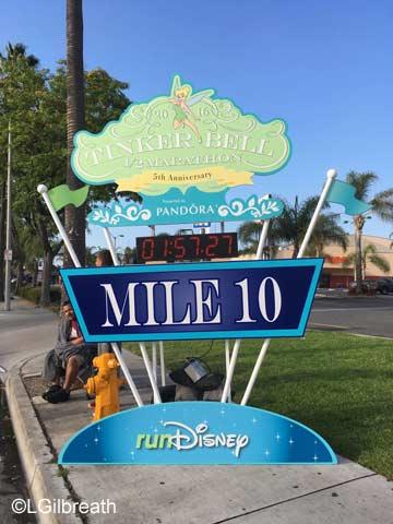2016 Tinker Bell Half Marathon Mile 10