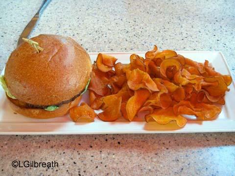 La Brea Bakery Burger
