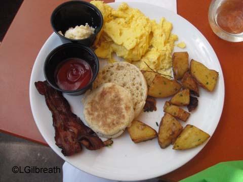 UVA Cafe Farm Fresh Eggs