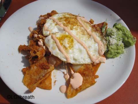 UVA Cafe Chilaquiles