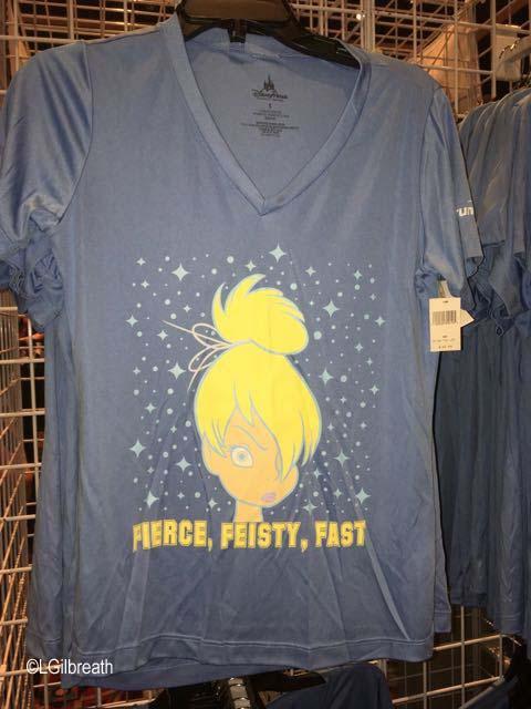 Tinker Bell race shirt