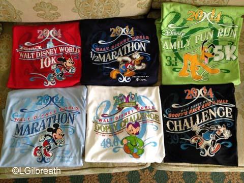 2014 Inaugural Dopey Challenge