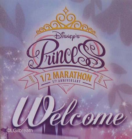 Disney Princess Half Marathon Weekend