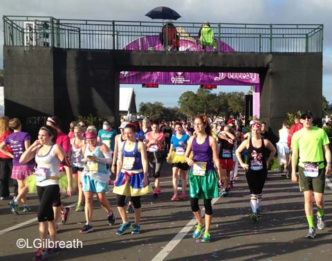 2015 Princess Half Marathon Weekend
