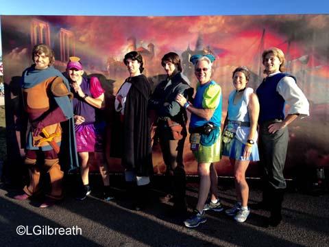 2016 Princess Half Marathon Heroes