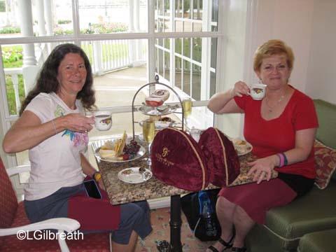 Grand Floridian Tea